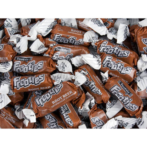 I just learned some thing about candy  |Root Beer Tootsie Pops