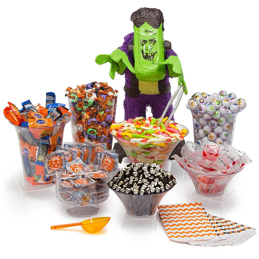 Spooky Halloween Candy Buffet Kit: 25 To 50 Guests