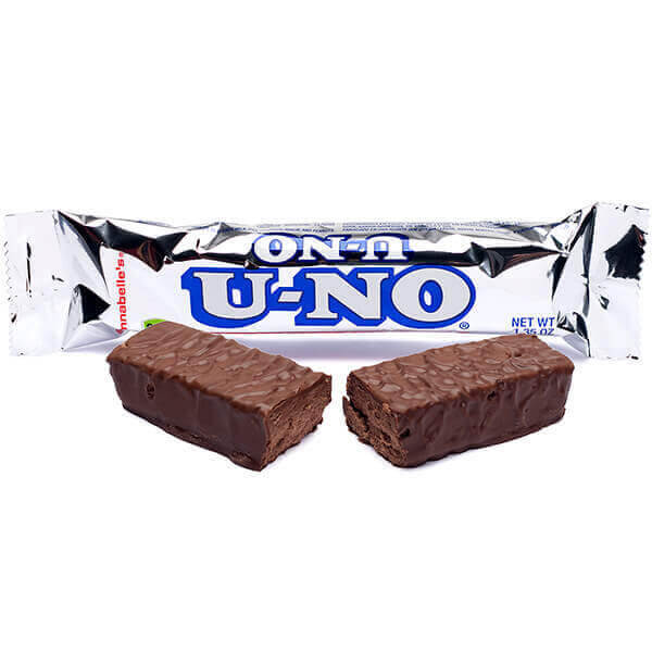 Uno Candy Bar Candy Warehouse