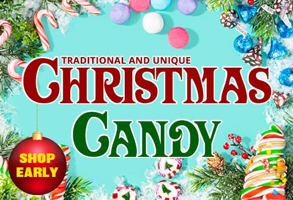 Candy Warehouse Christmas Candy