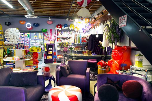 CandyWarehouse Store in Long Beach CA - Lounge