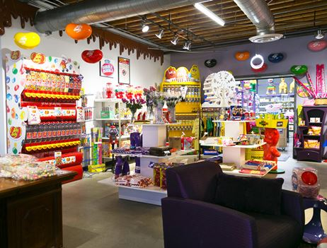 CandyWarehouse Store in Long Beach CA - Interior